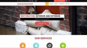 Website | B&B Restoration