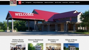 Website | Boone County Historical Museum
