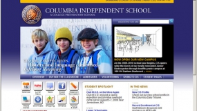 Website | Columbia Independent School