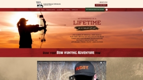 Website | Central Missouri White Tail Outfitters
