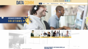Website | Data Comm, Inc.