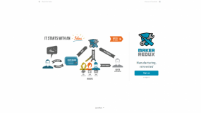 Website | Maker Redux