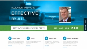 Website | The Law Office of Mike Campbell