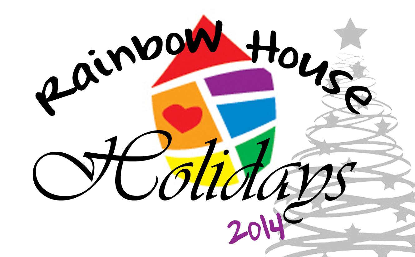 Followfriday Rainbow House