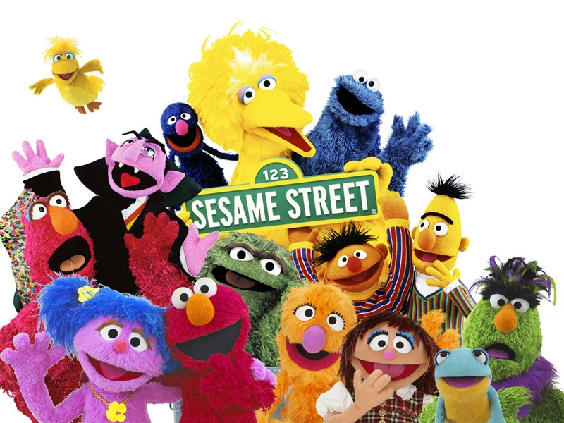 Sesame Street Marketing Lessons