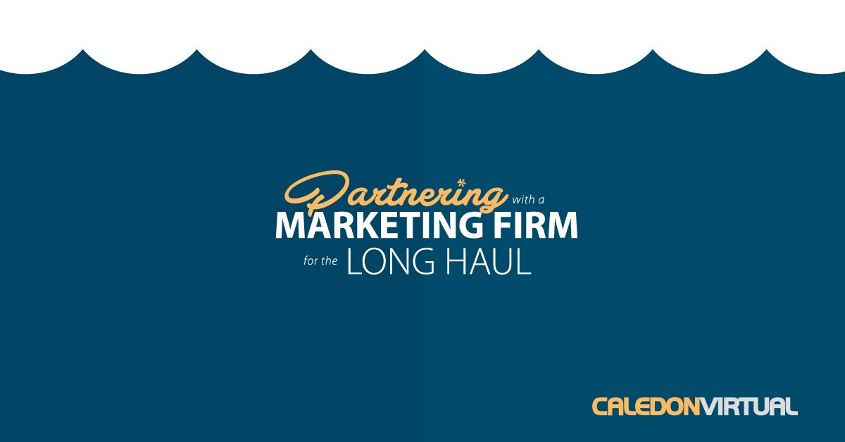 Partnering with a Marketing Firm