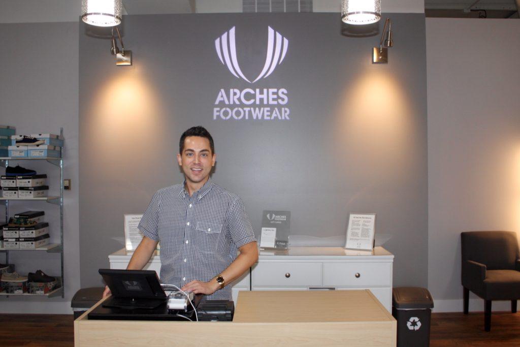 Arches Footwear
