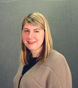 Emily Brehe, content specialist