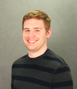 Joe Clarkin, content specialist