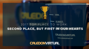 top place to work caledon virtual
