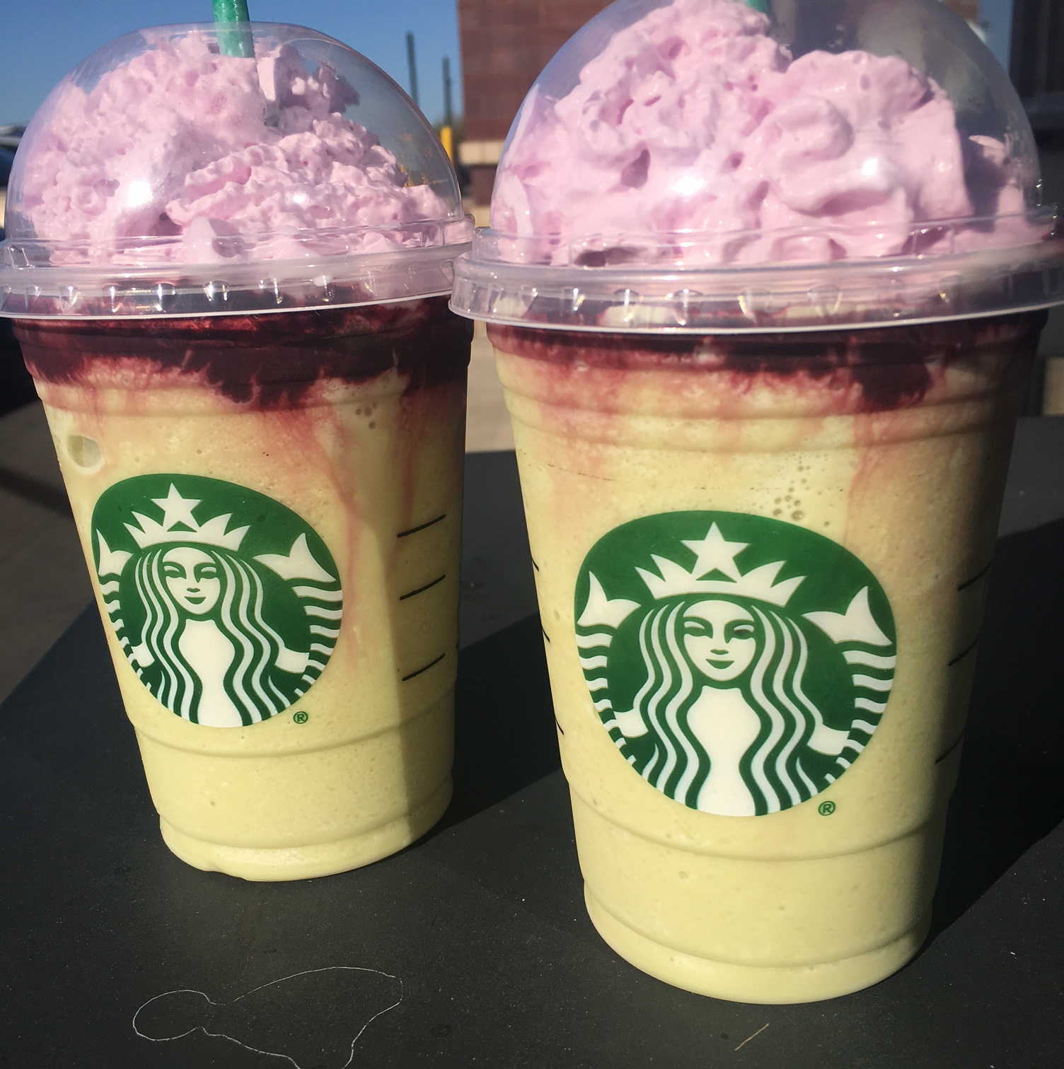 zombie starbucks frappuccino