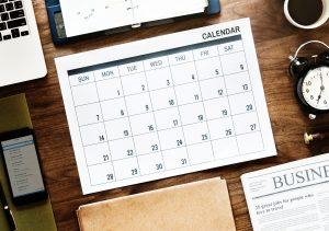 2018 Social Media Marketing Calendar