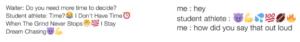emojis shortcuts
