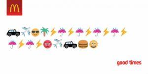 emojis mcdonalds