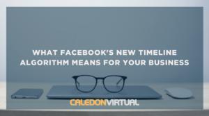new facebook timeline algorithm