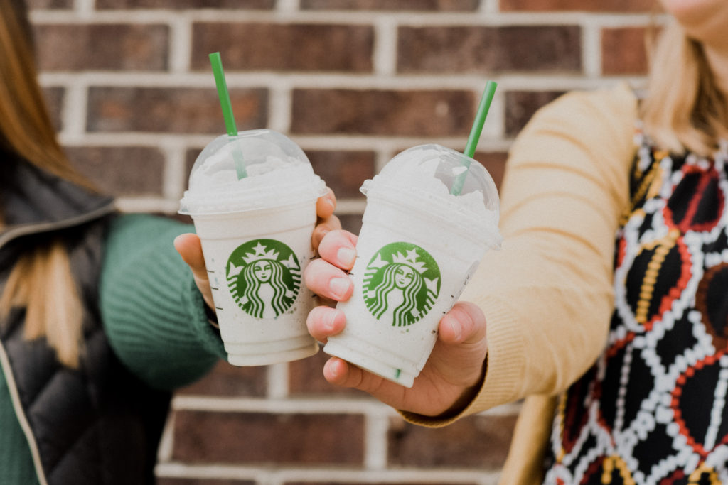 We See A Starbucks Crystal Ball Frappuccino In Your Future