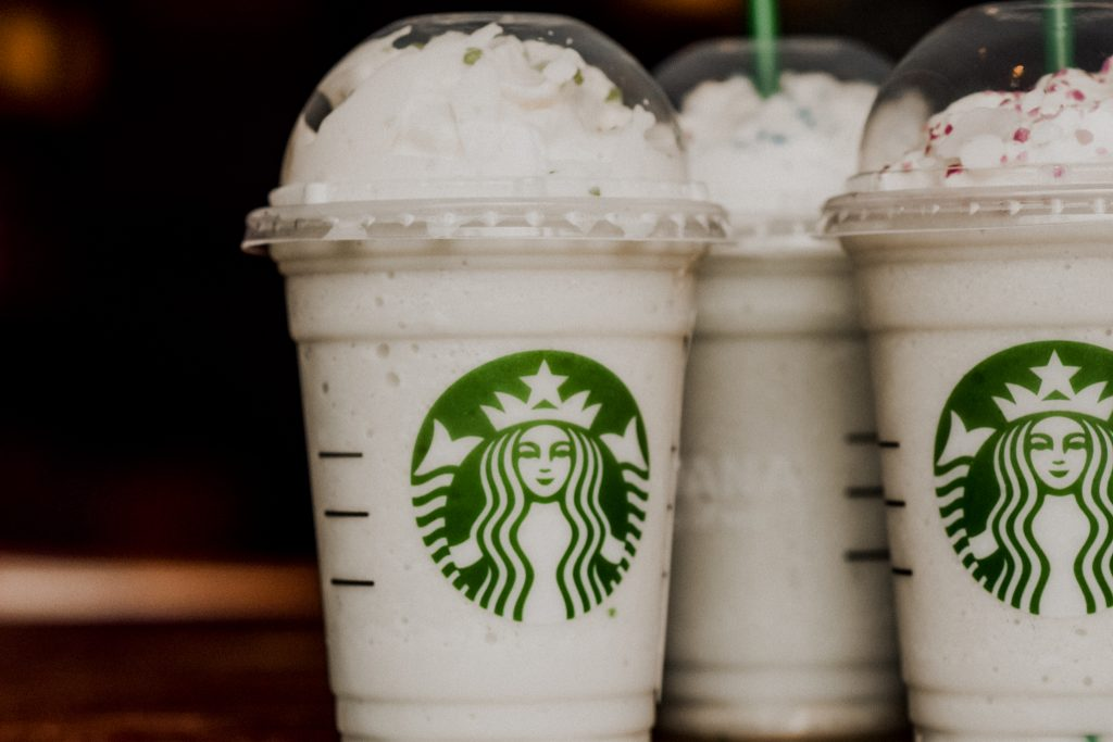 starbucks crystal ball frappuccino taste test