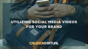 how to utilize social media video
