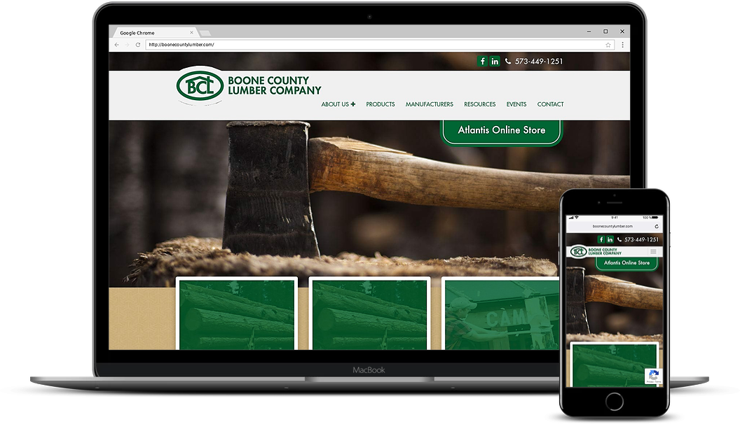Boone County Lumber