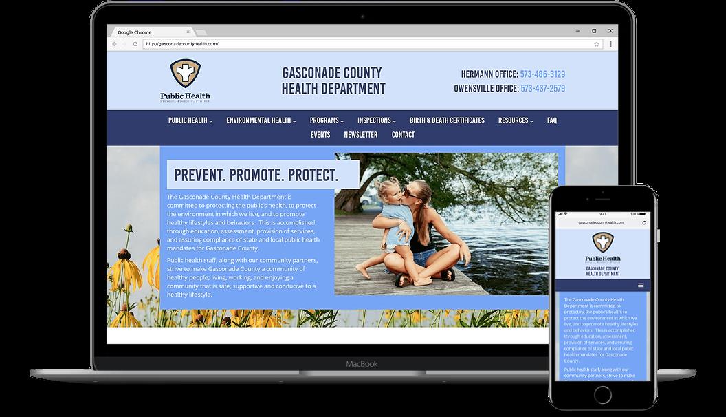 Gasconade County Health Department