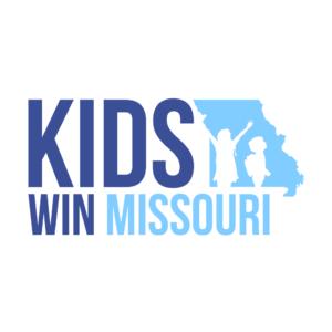 Kids Win Missouri Logo Design