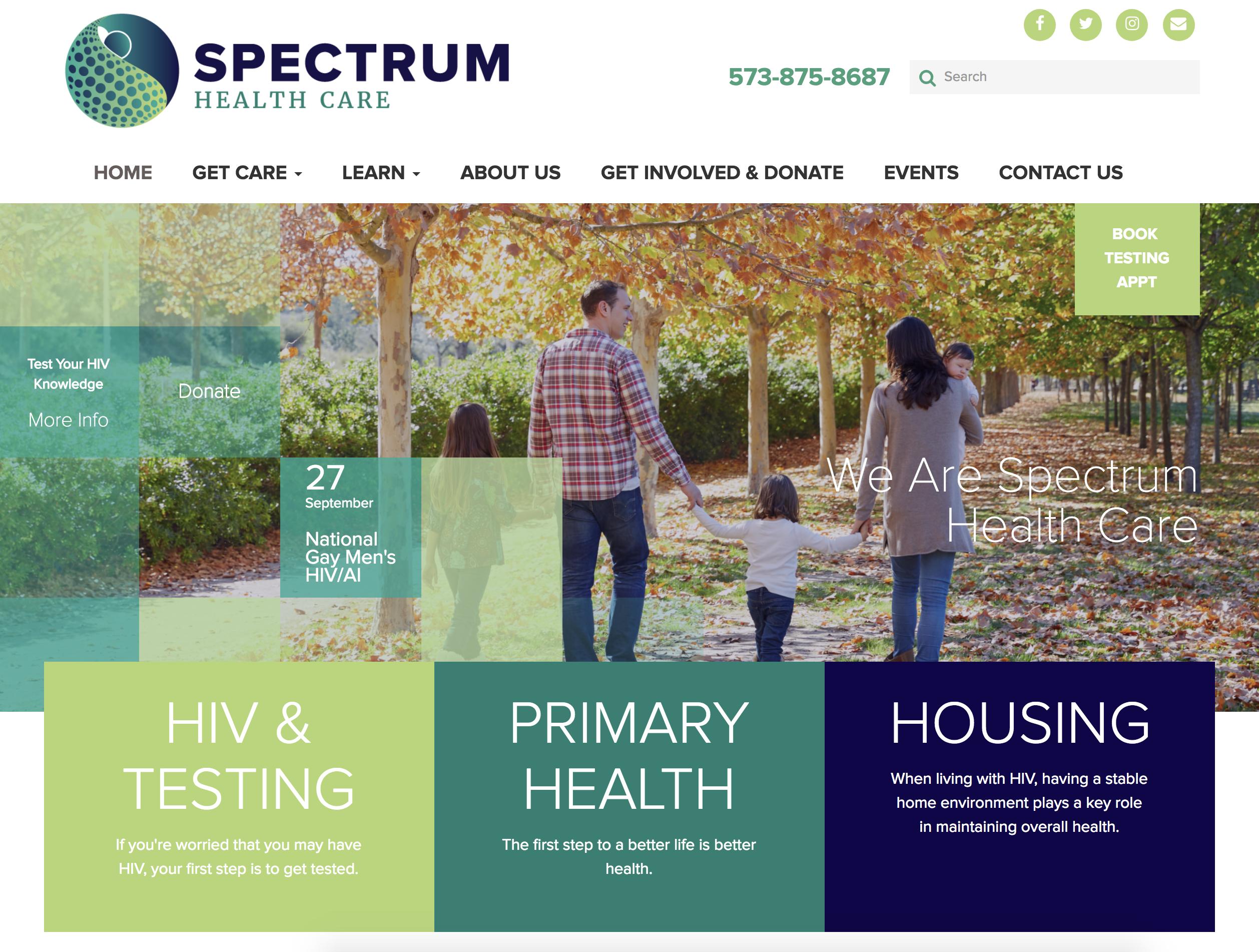 Spectrum Health Care