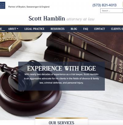 Scott Hamblin