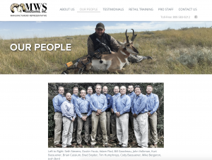 MWS Associates Website