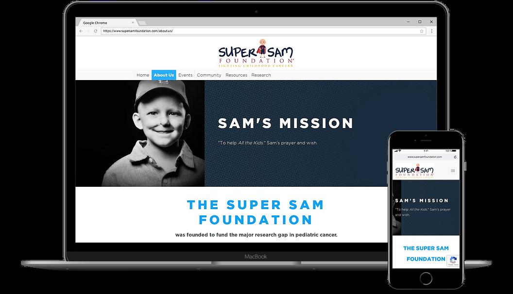 SuperSam Foundation